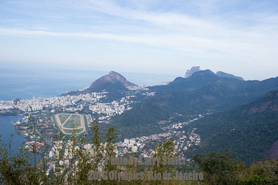 Scenic Views from Christ the Redeemer and Copacabana