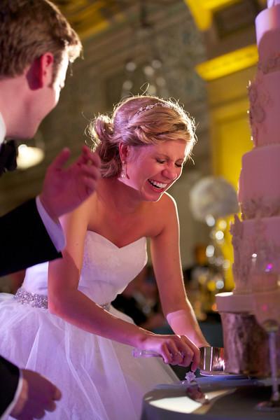 Le Cape Weddings - Chicago Cultural Center Weddings - Kaylin and John 27 3