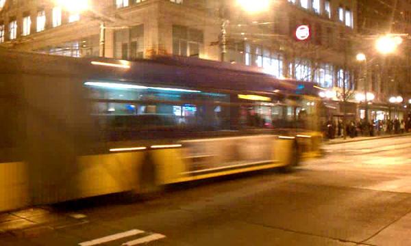 Rush Hour Buses
