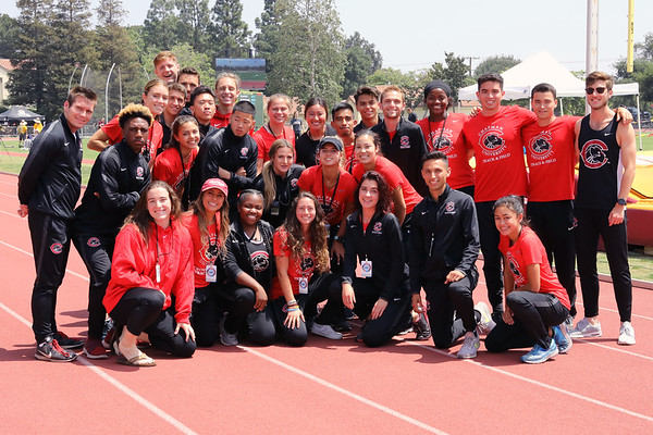 TRACK and FIELD - SCIAC Championships 4-27-19