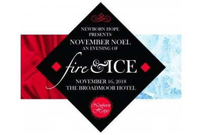 Fire and Ice - Newborn Hope Fundraiser - November 16, 2018