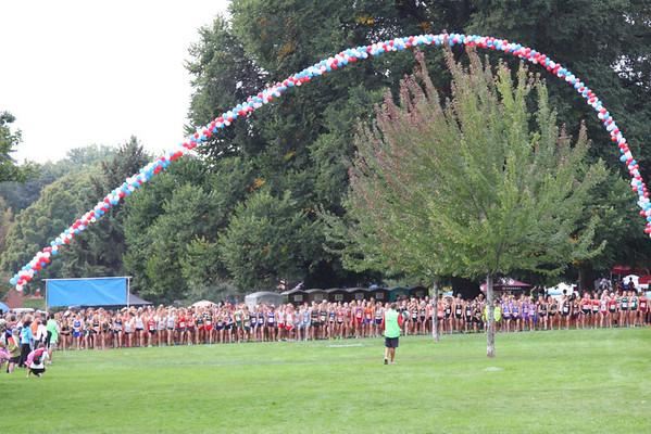 2011-10-01 Sunfair Invitational - Junior Varsity Girls