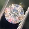 2.03ct Old European Cut Diamond, GIA K VS1 10