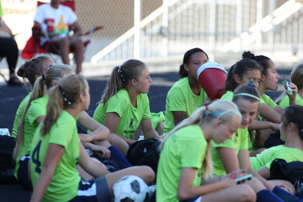 Timp Girls Soccer 2013