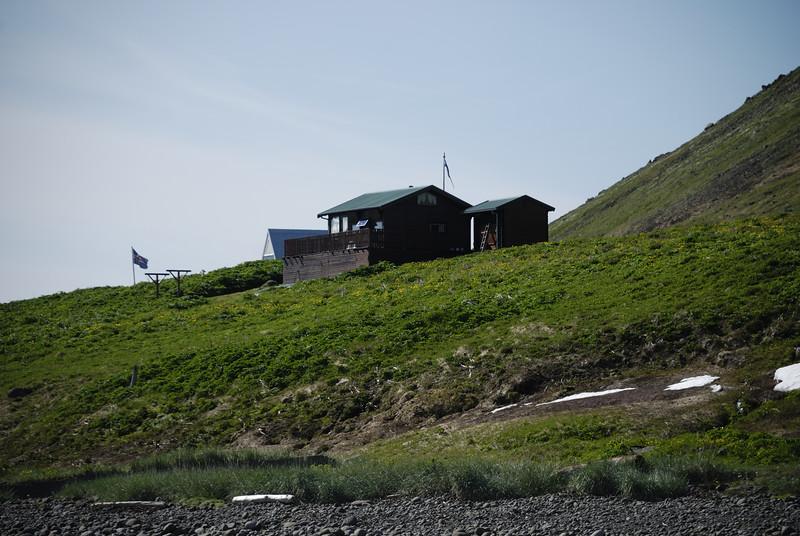 Aðalvík - Látrar. Nonnabær 2014.