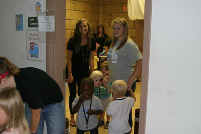 2012 VBS Day 1