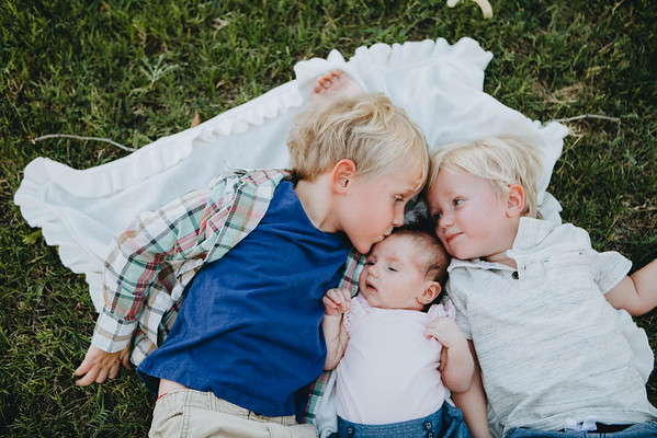 The Gordon's | Mini Session 2