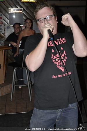 Dangerboner - at Boomers - Las Vegas, NV - September 18, 2009