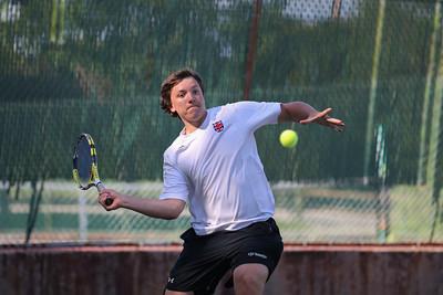 Tennis - Prep School 2014