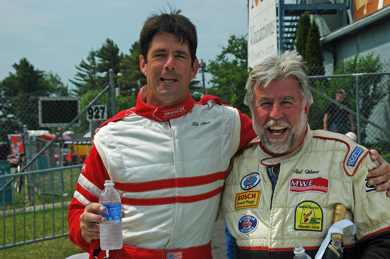 Bill Hart and Ted Wenz / Group 4 Winner's Circle
