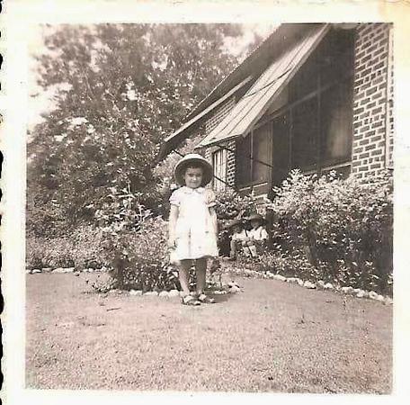 Muazanza _1954 - casa de Ferreira da Silva