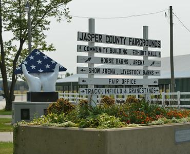 Jasper County Fairgrounds, Rensselaer Indiana