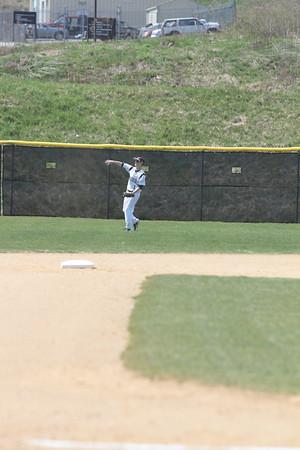 2012 ECC vs BCC baseball