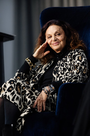 Executive's Club of Chicago - DVF