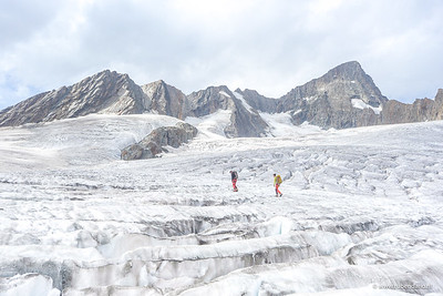 Berner Oberland 4000 mtr Peaks