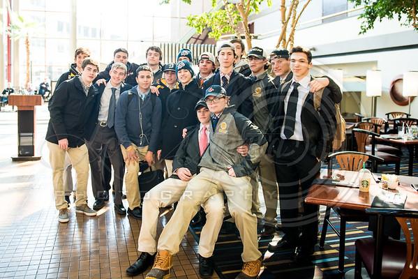 2017-03-05 - Varsity Friars State Championship v St. Joes - Buffalo