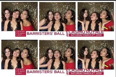 Santa Clara Law Barrister's Ball