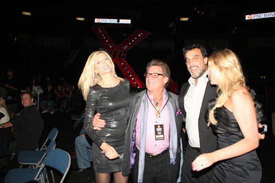 Celebrities at XFC