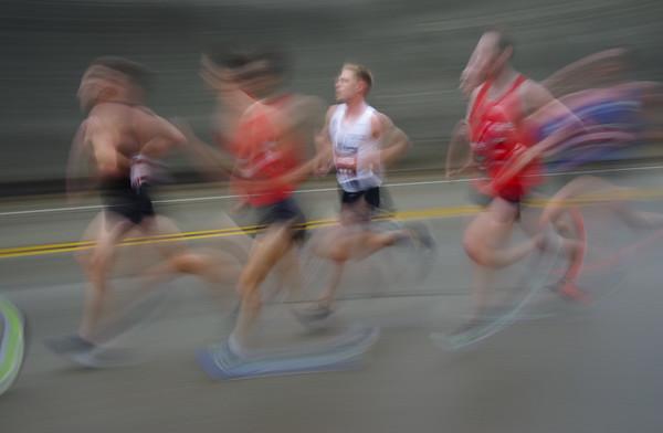Pittsburgh Marathon, May 6, 2018