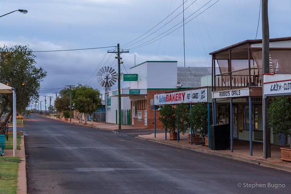 Quilpie to Wyndora via Eromanga