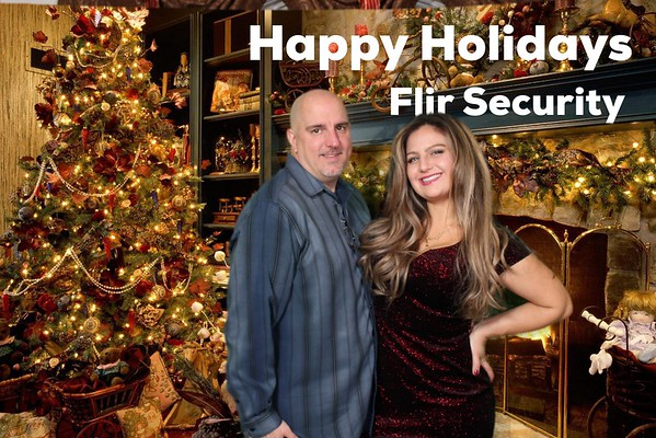 Flir Security Holiday Party