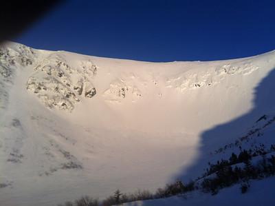 Mt. Washington, Tuckerman Ravine (private trip) 04.15.2013