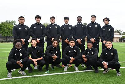 2019 Boys Varsity Track Team