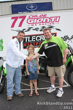 4.23.2011 Chloe at Battlecreek Powersports