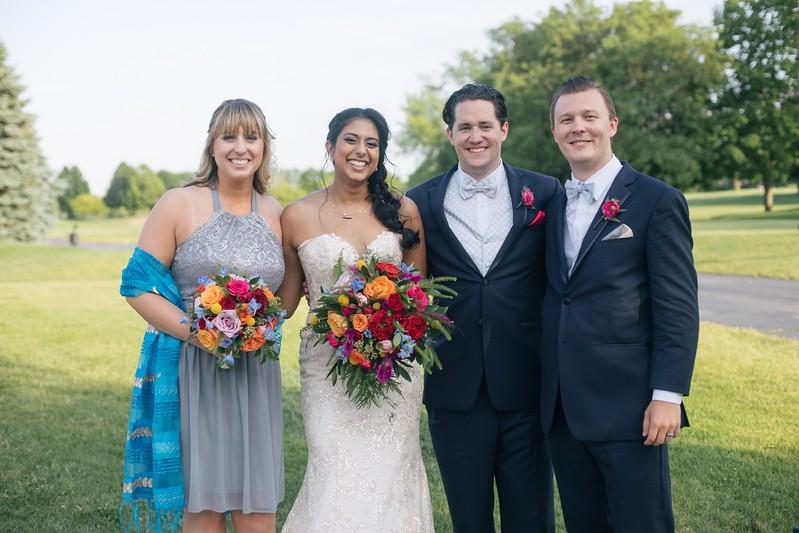 LeCapeWeddings Chicago Photographer - Renu and Ryan - Hilton Oakbrook Hills Indian Wedding -  844.jpg