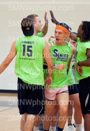 Powderpuff Volleyball