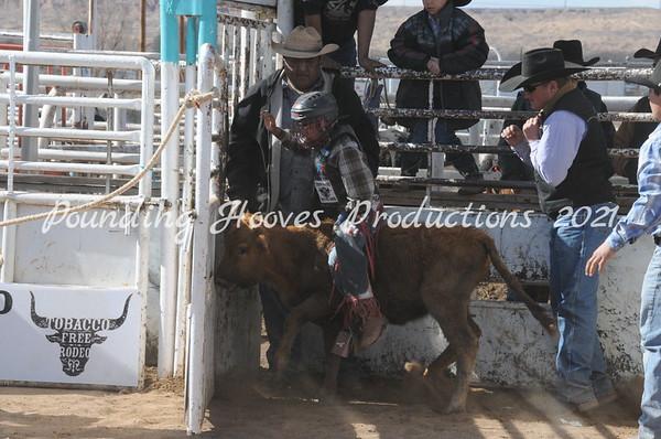 2-10-13 Sun Calf Riding