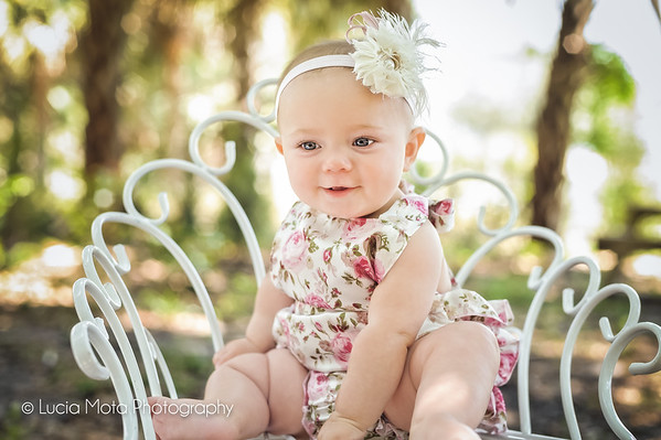 KAYLEE 6 MONTHS OLD - SHARING