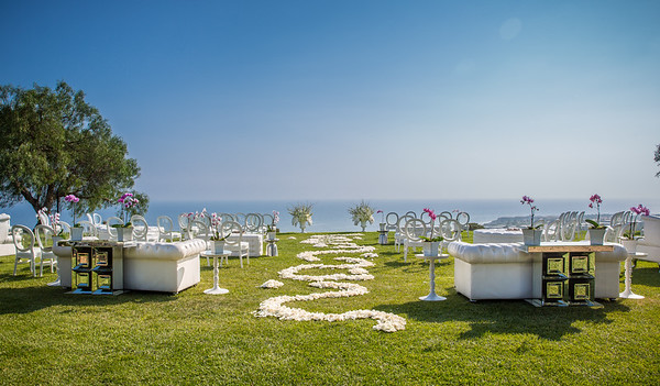 Kim Cole's Rancho Palos Verdes Wedding - A David Tutera Event!