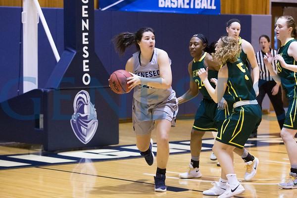 Women's Basketball vs. Oswego