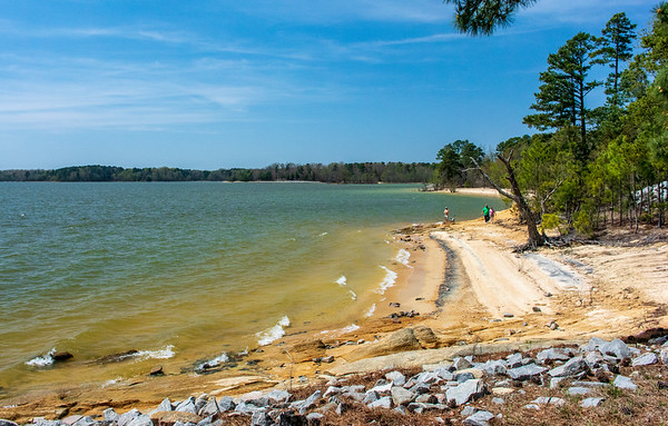 John Kerr Lake (aka Buggs Island Lake)