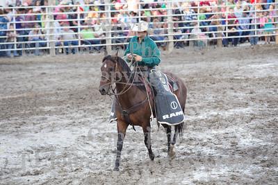 2014 Dayton Rodeo Bareback - Saturday