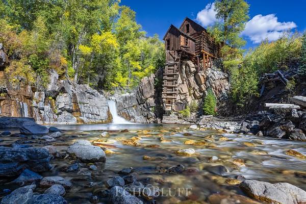 Crystal Mill & Schofield Pass, Fall 2021