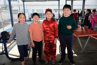 Valentine Celebrates Lunar New Year With Dance