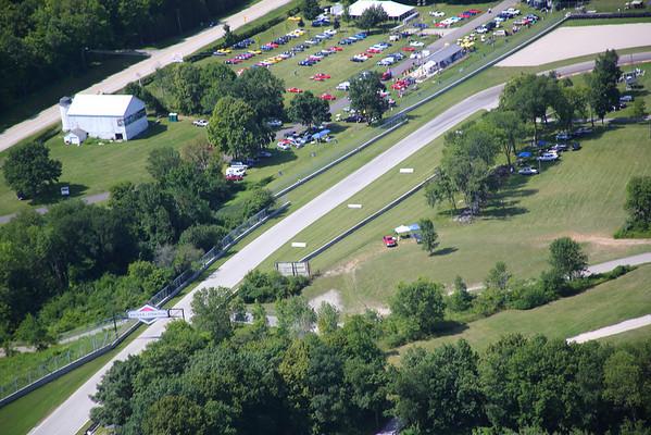 Road America Aerials