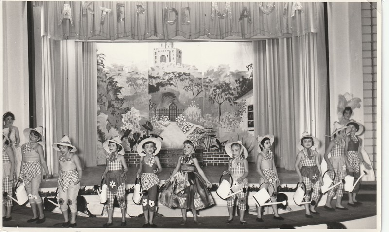 Teato Infantil, Dundo, Junho, 1959, Artes de Magia
