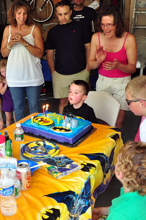 2010-06-19 - Zachary's 5th Birthday