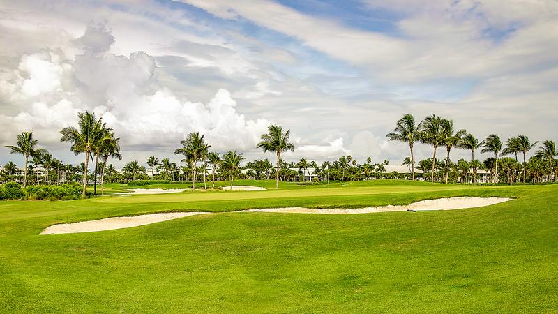 South Seas Plantation Golf Course...