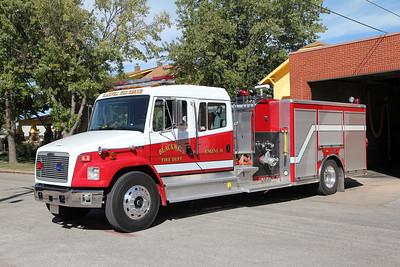 Oklahoma Fire Trucks