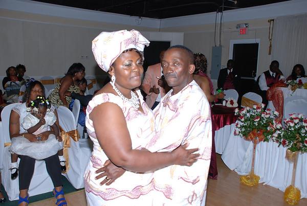 VICTORIA & JOE BOAMIE WEDDING