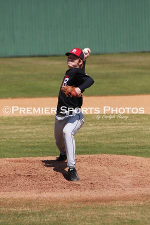 Clear Brook Varsity Baseball vs Manvel 2/27/10