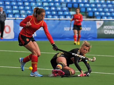 Belgium v Spain