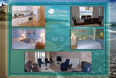 Cavalier Beachfront Condominiums Montage/Collage Photos