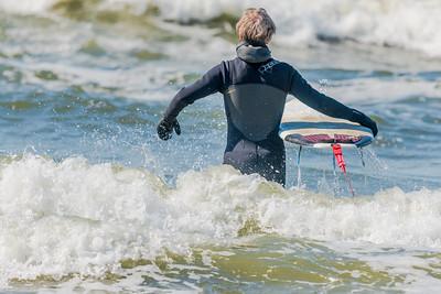 John Ashmead Surfing Long Beach 5-11-18