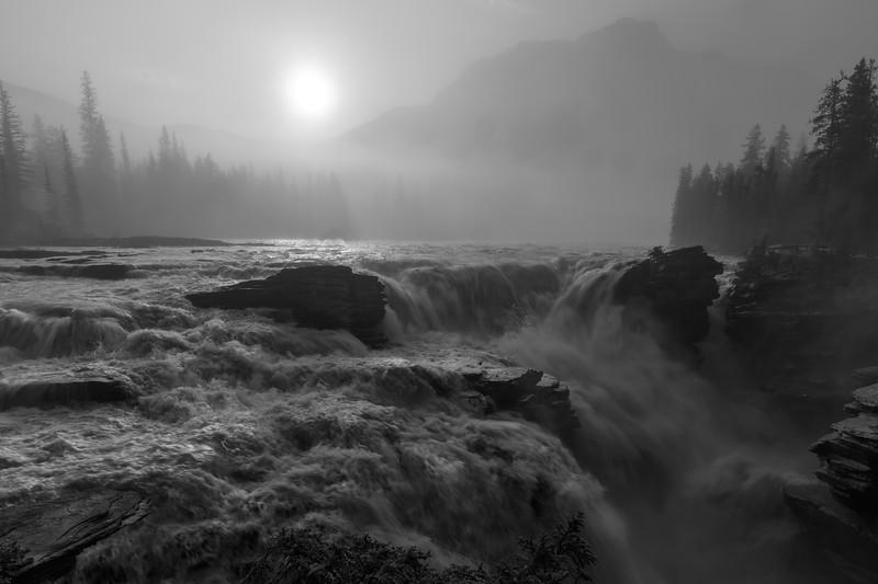 Athabasca Dawn