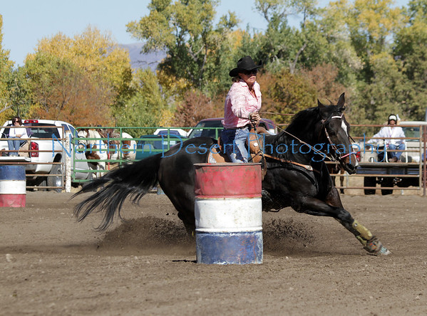 Barrel Racing ~ Sunday